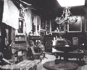 Inside Inverawe House