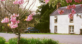 Butlers Cottage, Inverawe, self catering, Argyll
