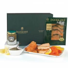 The Smokery Connoisseur | Inverawe Smoked Salmon