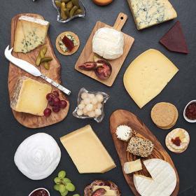 Cheese Board | Inverawe Smoked Salmon