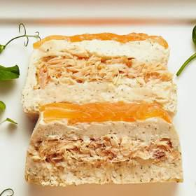 Smoked Salmon Terrine | Inverawe Smoked Salmon