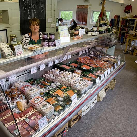 Tours & Tasting - Visit the Smokery | Inverawe Smoked Salmon