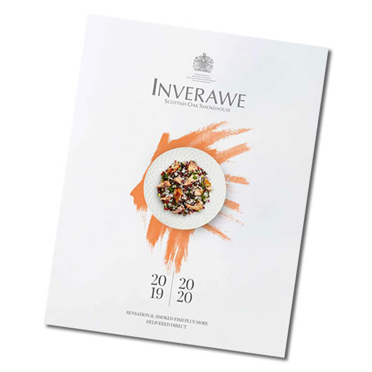 Browse the current Inverawe Brochure | Inverawe Smoked Salmon