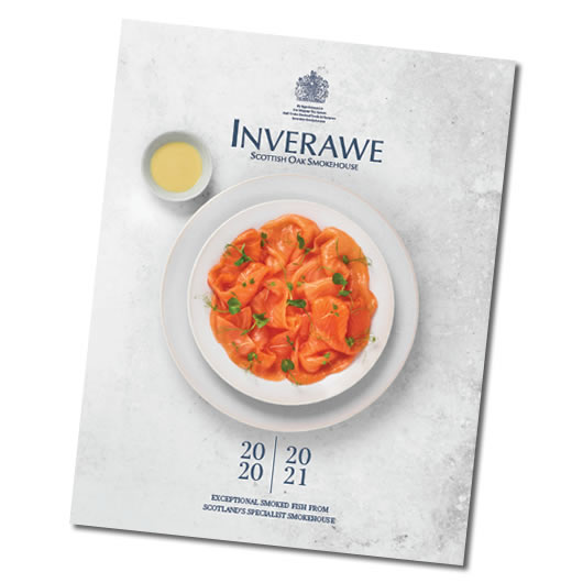 Browse the online brochure | Inverawe Smoked Salmon