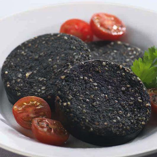 450g Sliced Black Pudding