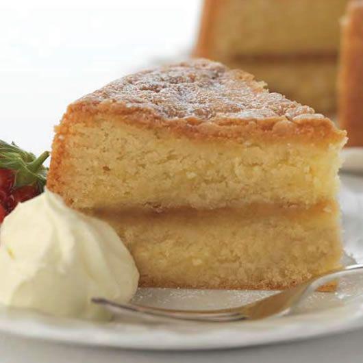"600g Mrs Gills Almond Cake (6"" diameter)"