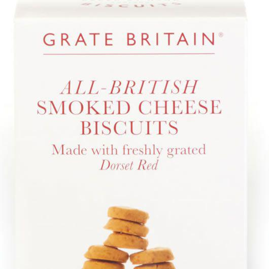100g Dorset Red Biscuits
