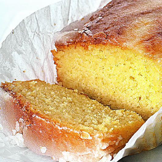 700g Crunchy Lemon Cake
