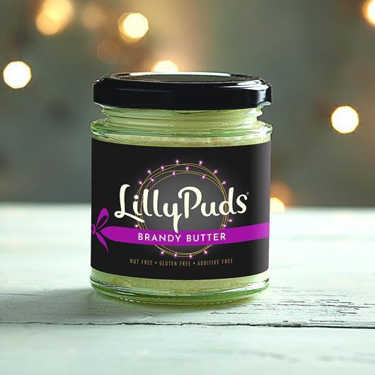 200g Brandy Butter