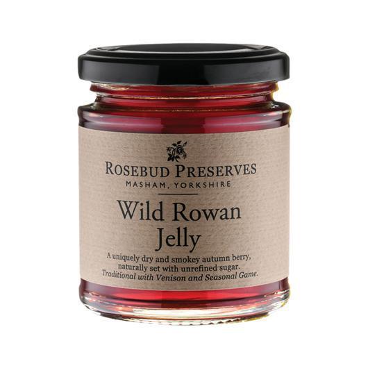 227g Wild Rowan Jelly