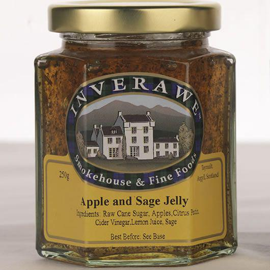 200g Apple and Sage Jelly