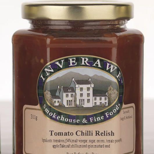 300g Tomato and Chilli Relish