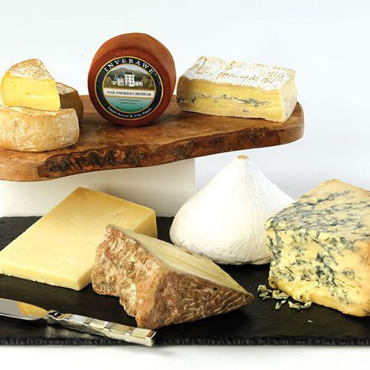 The Family Cheeseboard