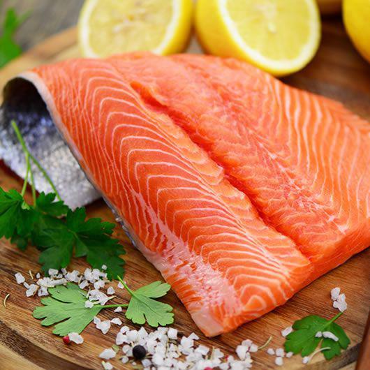 Fresh Salmon Cutlets