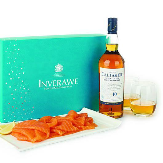 Whisky & Smoked Salmon