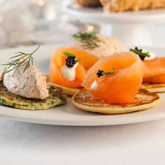 Smoked Salmon Presentation Gifts