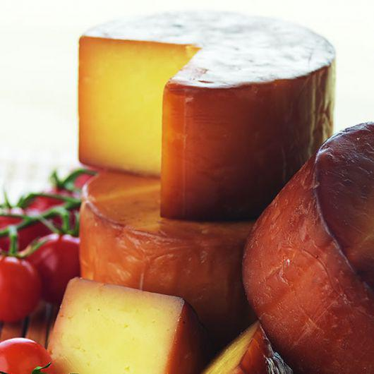 Smoked Cheese Truckle