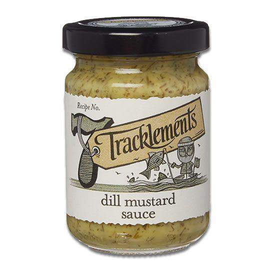 Dill sauce fish sauce inverawe smokehouse for Dill sauce for fish