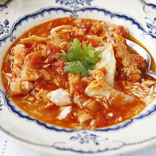 Smoked Fish Stew by James Crabbe