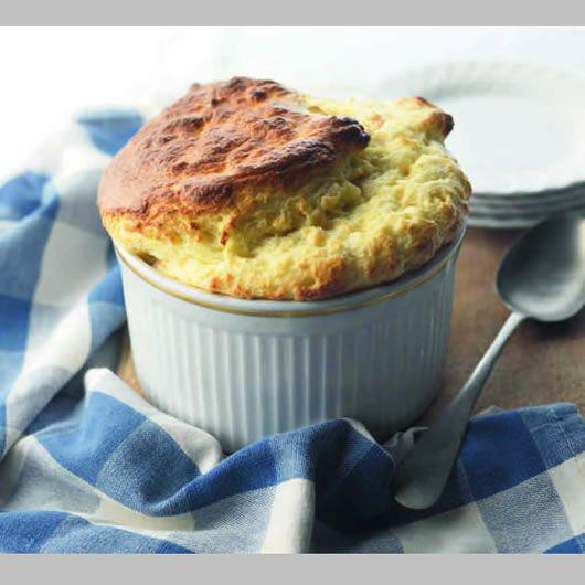 Cheddar Cheese Souffle With Smoked Salmon Recipes — Dishmaps